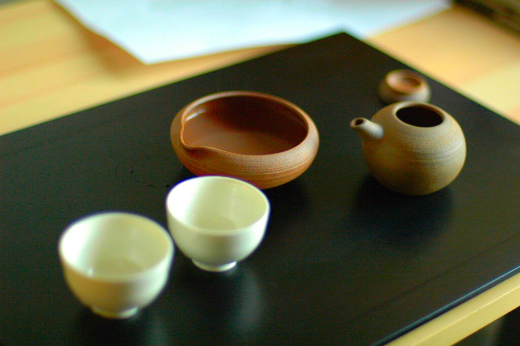 刑部勝義:プロフ・趣味・お茶 その4
