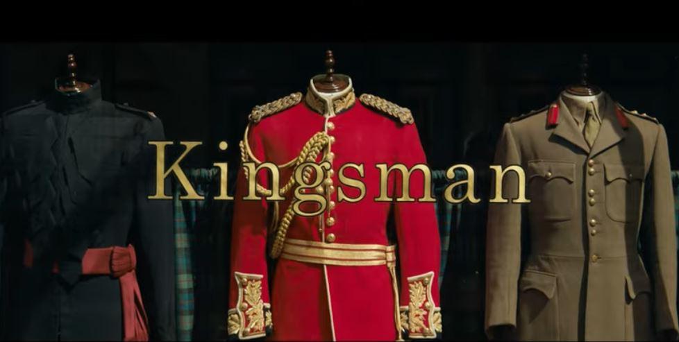 kingsman first agent